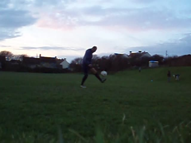 football freestyle -  light . part 2