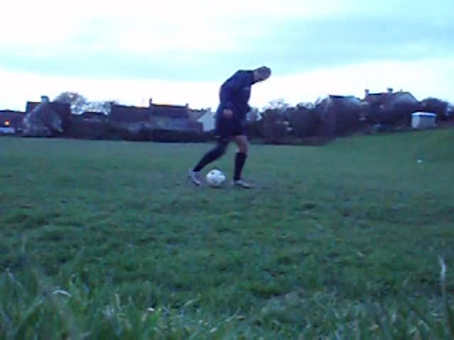 football freestyle -  light . part 3