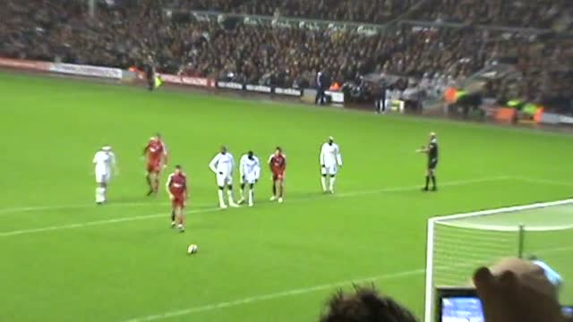 Steven Gerrard - penalty kick