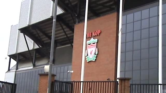 FC LIVERPOOL - stadion Anfield Road